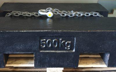 500kg Test Weight